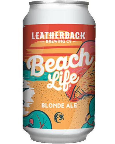 Imagen de Leatherback Beach Life