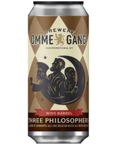 Imagen de Ommegang Three Philosophers Wine Barrel